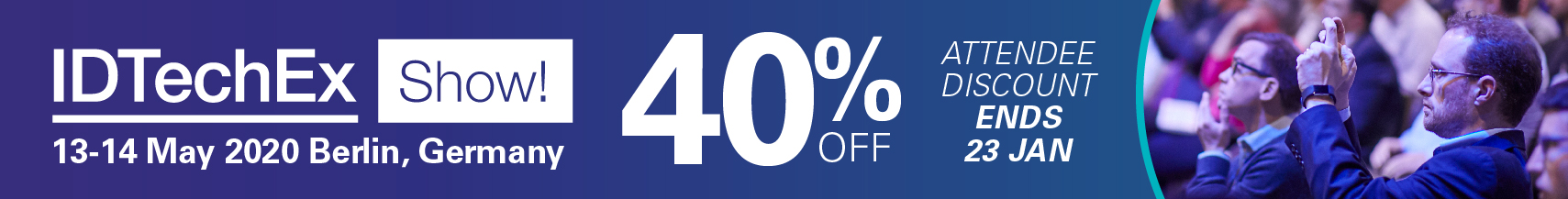EVENT: 40% Europe Email
